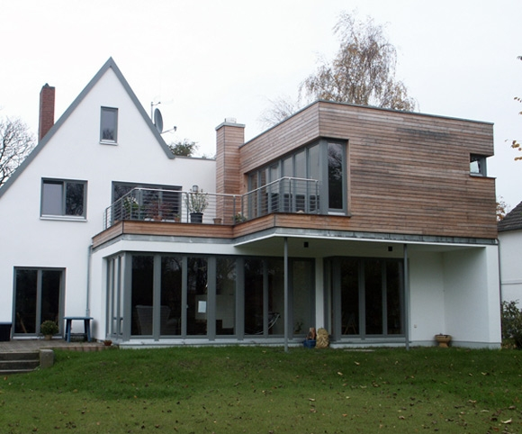 beck madaus umbau einfamilienhaus rerik. Black Bedroom Furniture Sets. Home Design Ideas
